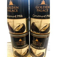 Coconut milk golden palace 400 ml