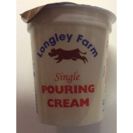 Jersey single cream 150 ml