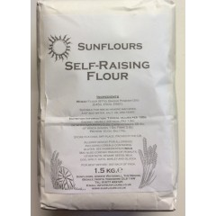 Self raising flour 1.5 kilo