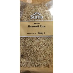 Brown basmati rice 500g