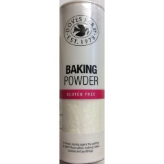 Baking powder gluten free 130 g