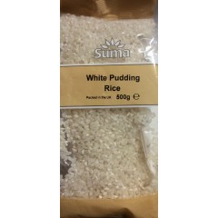 White Pudding Rice