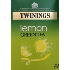 Lemon green tea 40g