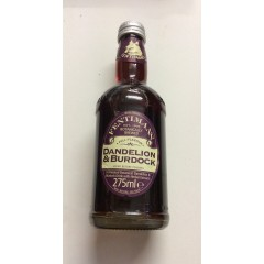 Fentimans dandelion & burdock 2.75ml