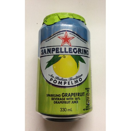 Sanpelagrino grapefruit 330ml