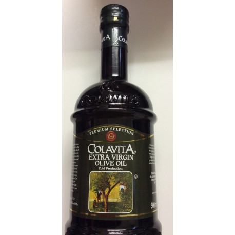 Colavita extra virgin olive oil 500 ml