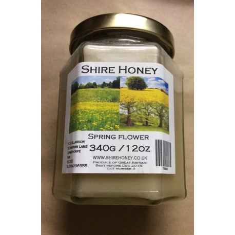 Local shire honey set 340g