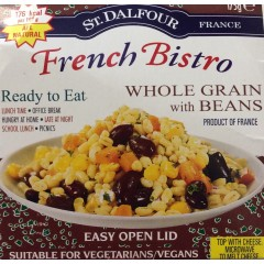 Whole grain with beans 175 g