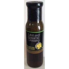 Mint and balsamic dressing 220 ml