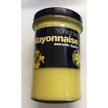 Yorkshire mayonaise with garlic 315 g