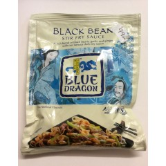 Blue dragon black bean stir fry sauce 120g