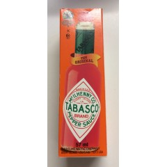 Mc ilhenny .co Tabasco sauce57ml
