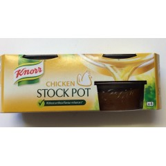 Knorr chicken stock pot 112g