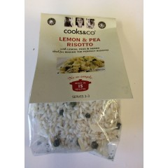 Cooks&co lemon&speak risotto190g