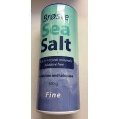 Bristol sea salt 500g