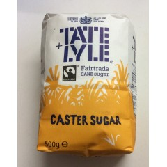 Tate&lyle caster suger 500g