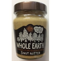 Whole Earth 3 Nut Butter