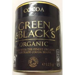 Green & Black's Organic Cocoa