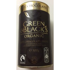 Hot chocolate drink.300g