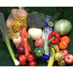 Fruit and veg box