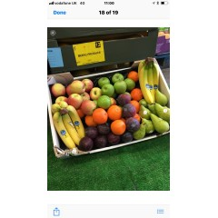 Office fruit box 60 peices