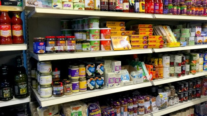 Tinned and Cupboard Food Delivered