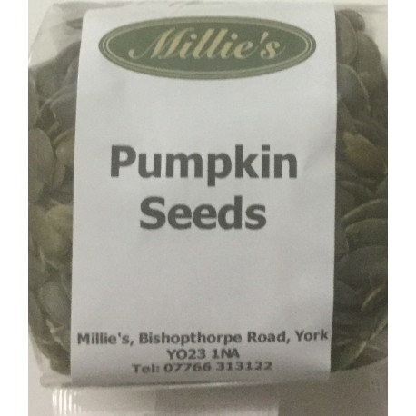 Pumpkin Seeds 160g