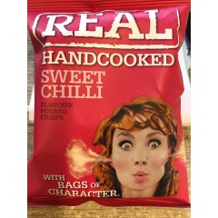 Real crisps sweet chilli 35 g