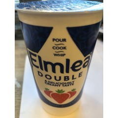 Elmlea double cream 284 ml