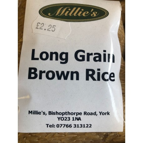 Long grain brown rice 500 g