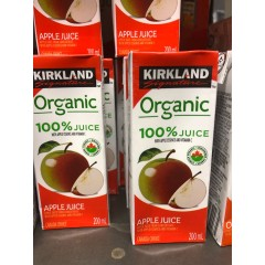 Organic juice apple 200ml