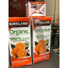 Organic juice orange 200 ml