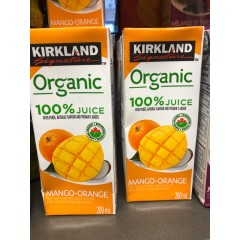 Organic juice orange & mango 200 ml