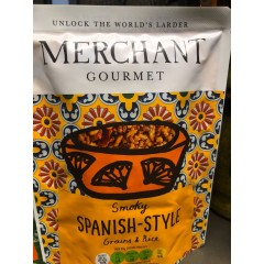 Spanish style grains & rice 250 g