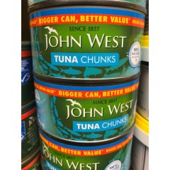 Tuna in sunflower oil 200 g