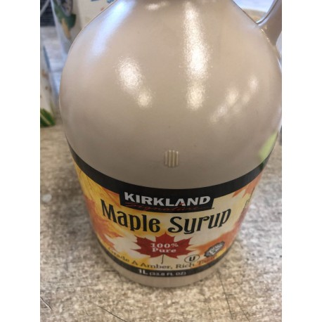 Maple syrup 1 litre