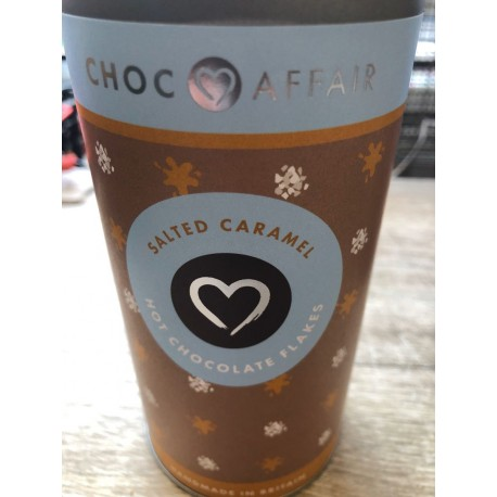 Salted caramel hot chocolate drink 200 g