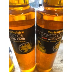 Rapseed oil with chilli 250 ml