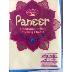 Indian paneer cheese