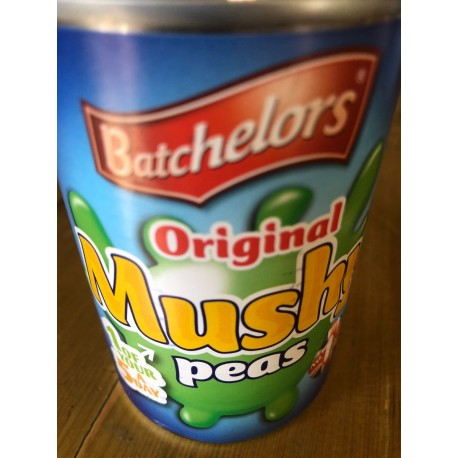Bachelors mushy peas 300 g