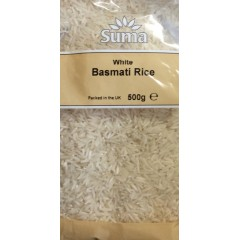 White basmati rice 500g