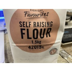 Self raising flour 1.5 k