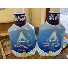 Astonish anti bac surface cleaner 750 ml