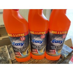 Sink and pipe unblocker 1 litre