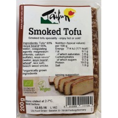 Organic Tofu Smoked 200gm