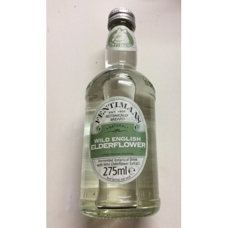 Fentiman's wild english elderflower 275ml