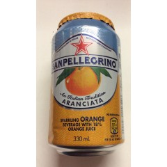 Sanpellegrino Orange