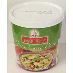 Mae Ploy Green Curry Paste 400 g