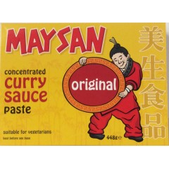 Maysan curry sauce 448 g