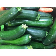 Courgettes each